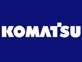Бренд «Komatsu»